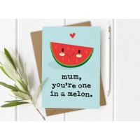 Mothers Day Personalized Card