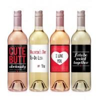 Personalized  Wine Bottle