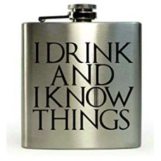 Personalized Whisky Flask