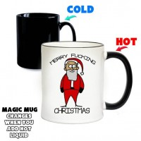 Christmas Magic Mug Set